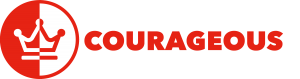 Courageous Logo