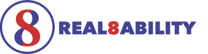 Real8Ability Logo