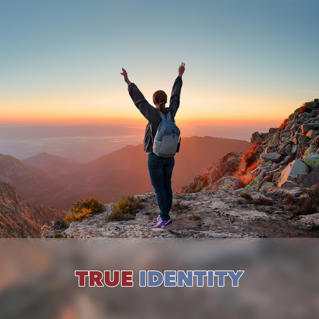 True Identity (Square)