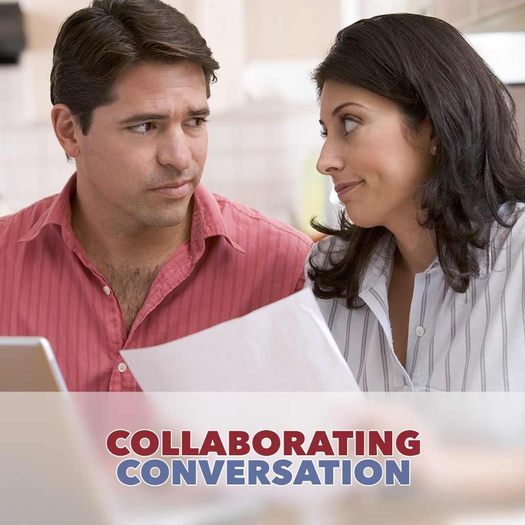 Collaborating (Square)